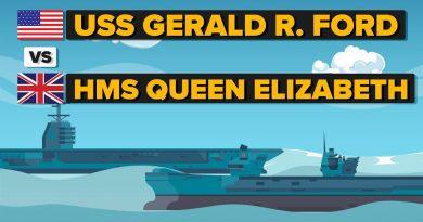 Kapal Induk Nuklir dan Diesel Bagaimana Perbandingan Keduanya