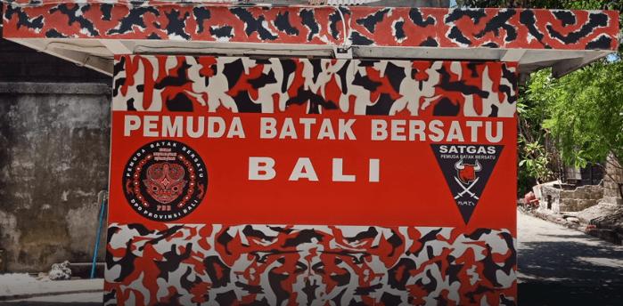 Kantor Pemuda Batak Bersatu Bali