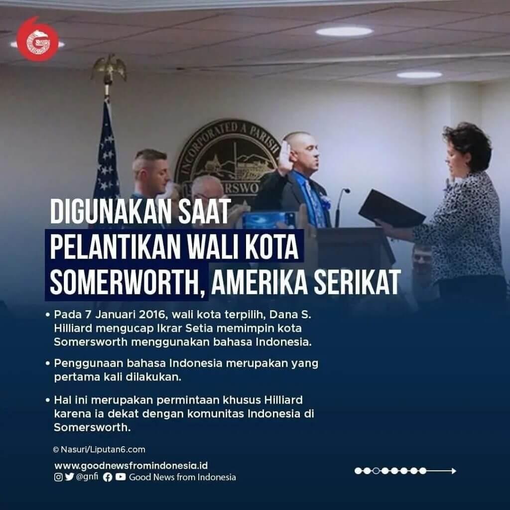 Fakta Unik Tentang Bahasa Indonesia Terbaru 2021
